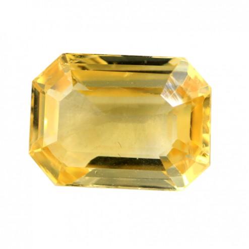 Yellow Sapphire ( Pukhraj)